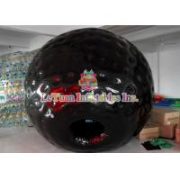Best 0.9 mm PVC Outdoor Customized Playground Bubble Zorb Ball Inflatable Rolling Ball wholesale
