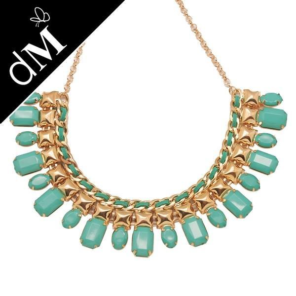 cheap diy bead necklace designs costume jewellery