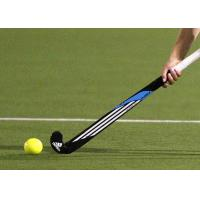 Best High Density Hockey Artificial Grass , Playground Hockey Fake Plastic Grass wholesale