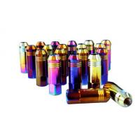 Best Alloy / Carbon / Stainless Steel Auto Lug Nuts For Rims 60mm , 12 Months Warranty wholesale