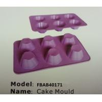 Best FBAB40171 for wholesales various shapes silicone cupcake tray mold wholesale