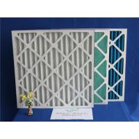Best G4 Disposable Cardboard Metal Air Filter Frames For Air Condition System wholesale
