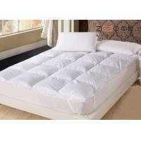Best ZEBO Comfortable Mattress Topper , Hotel Collection Mattress Topper Soft wholesale