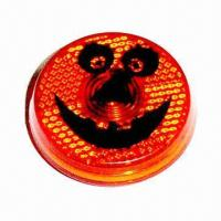 Cheap Flashing Badge, Customized Designs are Welcome for sale