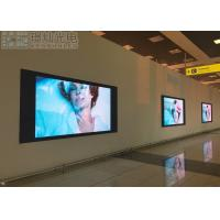 Best MW Power Supply UL HD SMD 2121 3 In 1 P3 Indoor Rental LED Displays 64x64dots With 140° Viewing Angle wholesale