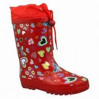 Best Children's Rain Boots, Available in Various Styles and Colors, High Quality, Fine Workmanship wholesale