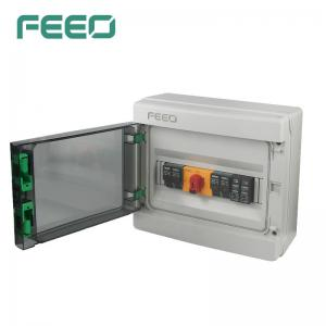 Best dc combiner box ip66 pv junction box for isolator wholesale