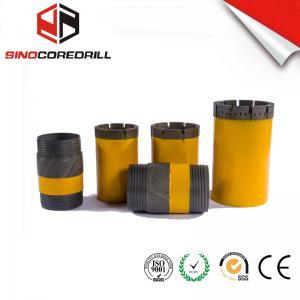 Best Single Tube T2- 46 T2-76 T2 - 86 T2-101 Abrasive Hard Rock Used Diamond Drill Bits wholesale