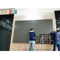 Cheap Full Color P2.5 Indoor Fixed LED Display Front Access Module Magnet Installation for sale