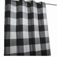 Best Heavy Window Curtain, 100% Polyester Jacquard wholesale