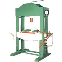 Cheap 12500KN Heavy Duty Hydraulic Press Machine Adjustable Speed With Movable Table for sale