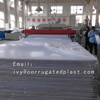China Plastic Corrugated Sheets fire retardant floor protection sheet on sale