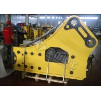 Best Side Type Hydraulic Rock Breaker , Hydraulic Breaker Hammer For 50 Ton Excavator Caterpillar 350 wholesale
