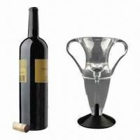 Buy cheap Angel Magic Wine Decanter/Wine Aerator for Wedding Gift from wholesalers
