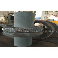 Best AISI 4340 34CrNiMo6 40NCD3 SNCM439 Gear forged steel shaft  Q+T Heat Treatment  Rough Turned wholesale