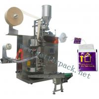 Best tea bags machine with outer envelope wholesale