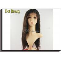 Best Customized Human Hair Front Lace Wigs Dyed Color Remy Hair Material Lace Front Wigs wholesale