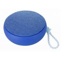 Best Mini Portable Bluetooth Speaker , IPX4 Waterproof Fabric Wireless Speaker wholesale