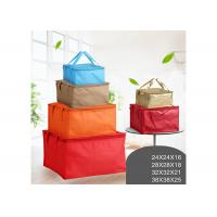 Best Wholesale custom 6 inch 8 inch 10 inch 12 inch Non-woven cake cooler bag ice bag baking package wholesale