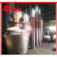 Best 1 - 3 Layers Whisky Distillation Kit , Fractional Distillation Apparatus wholesale