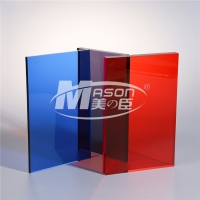 Best 3 To 20mm Cast PMMA Color Acrylic Sheet 1220x2440mm wholesale