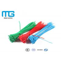 Best Wiring Accessories Nylon Cable Ties Heat Resistance 60mm - 1200mm Total Length wholesale