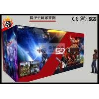 Best 5D Digital Cinema Equipment With Outside Cabin For Entertainment Equipment wholesale