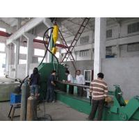 Quality 4 KW  AC 16 meters light pole shut-welding machine full automatic wholesale