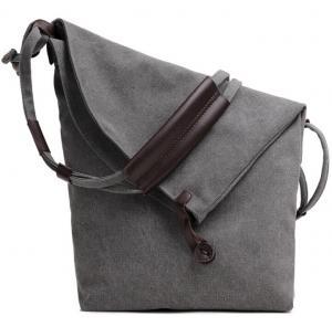 Best Waterproof Custom Canvas Messenger Bags Purse , Shoulder Sling Laptop Bag wholesale