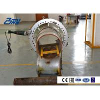 Best Split Frame Portable Pipe Cutting and bevelling Machine Hydraulic Cold Cutting wholesale