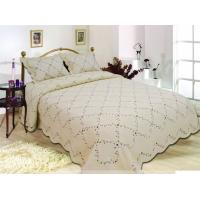 Best Multi Bedcover Sizes Embroidery Quilt Kits With Silky Comfortable Touch wholesale