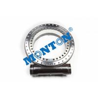 Buy cheap Enclosed Housing Worm Drive Slew Ring , Solar Slew Drive Compact Design from wholesalers