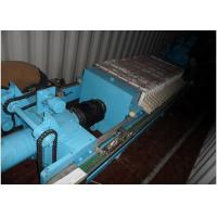 China Chamber Plate & Frame Filter Press Fully Automatic Filter Press For Sludge on sale