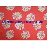 Best Comfortable Handfeel Sateen Custom Cotton Fabric With Pink Flowers Soft Cotton Fabric wholesale