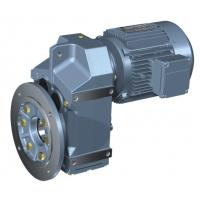 China Parallel - Shaft Helical Gear Reducer Lower Power Consumption Low Noisy on sale