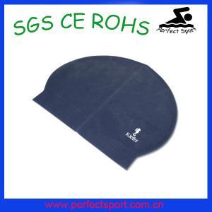 Best latex custom swimming caps wholesale