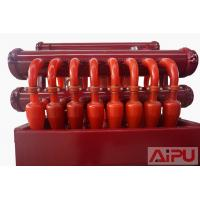 Cheap 1000HP~4500HP oil rig  solids control hydrocyclone desilter at Aipu solids for sale