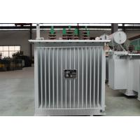 High Efficiency Amorphous Alloy Transformer With Natural Air Cooling