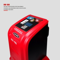 Best 900W 1HP Pipe Cleaning Portable AC Recovery Machine 134a Automatically wholesale