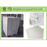 Best Double Side White Back Duplex Board 450gsm Paper For Printing Industry wholesale