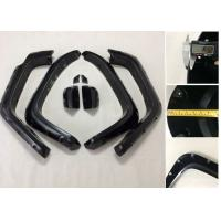 Best Toyota FJ Cruiser Black 4x4 Wheel Arch Flares With Decorative Screws And 3m Tape wholesale