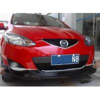 Best PU Bodykits Diffuser Splitter/Grille for Mazda 2 Sport wholesale