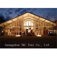 Best A Shaped Tent Meeting Revival Flame Retardant For Worshiping Or Praying wholesale