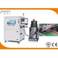 Best Automatic Tool Change PCB Depaneling PCB Router With Cutting Stress Feedback wholesale