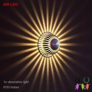 Best Sunlight AC86-265V,50-60Hz IP20 30degree LED wall light /LED decorative lighting wholesale