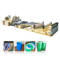 Best Multilayer PP PE PC ABS Pvc Sheet Extrusion Line 0.2mm-12mm Thickness Range wholesale