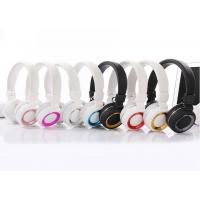 Buy cheap SH18 Bluetooth headphones 5.0 Wireless Headset Foldable TF Card FM Universal from wholesalers