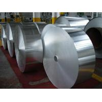 China Mill Finish Steel Aluminium Foil Roll Cold Drawn Alloy / Non - Alloy 0.08-0.3 mm Thickness on sale