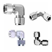 Best stainless steel flareless elbow unions wholesale
