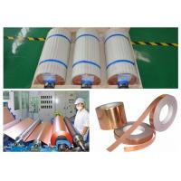 Best ISO ED Copper Foil PTC Resistance More Than 220 MPa Tensile Strength wholesale
